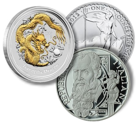 golino group2 The Coin Analyst: 2011 World Coins of the Year