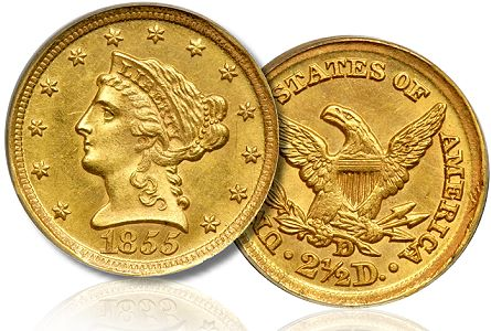 Greatest Dahlonega Mint Quarter Eagle…..Ever