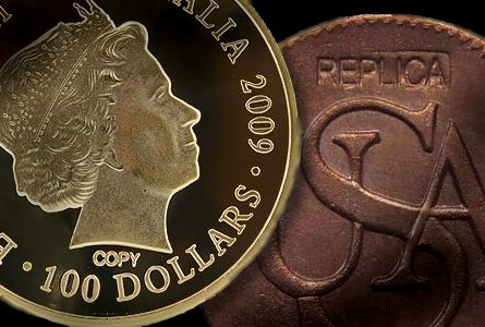 Counterfeits and coin doctoring: Two threats to long-term rare coin market