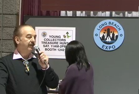 Opening Remarks at the Long Beach Coin Expo, February 2012