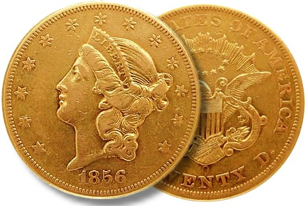 gr feb12 1856 o Rare US Gold Coins: The Bently Effect