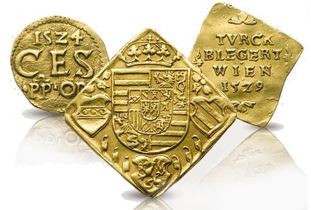 Huntington Collection of Hispanic Related Coins Offered by Sotheby's as a Single Lot March 8th