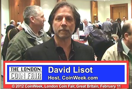 London Coin Fair Market Report