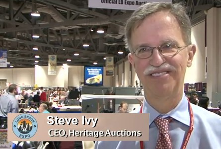 Heritage Rare Coin Auctions at Long Beach Expo