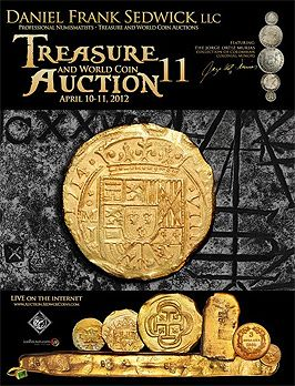 DanielFrankSedwick Daniel Frank Sedwick Presents Treasure and World Coin Auction and Video