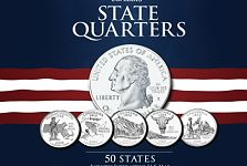 Krause Publications Releases State Quarters 50 State Interactive Educational Map