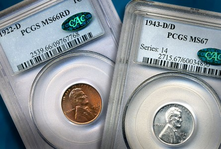 eBay and David Lawrence Rare Coins to Auction Rare Lincoln Coin Collection