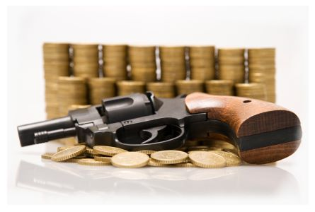 gun gold Gunning for Gold: Why emerging market governments are turning their attention on the gold market