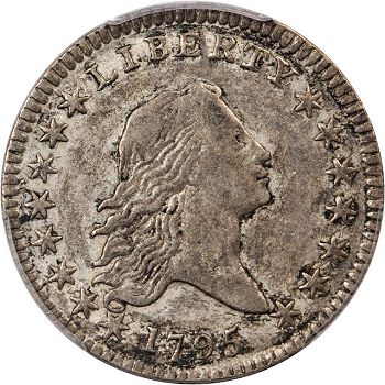 sb 50c 1795 Coin Rarities & Related Topics: Rarities Night, Part 2, Half Dollars