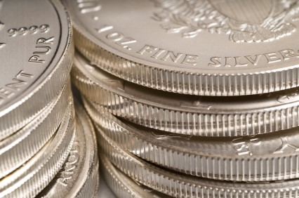 silver coins 4 Gold Remains Vulnerable while Silver Support Threatened by Downtrend, UK Deficit Surprises
