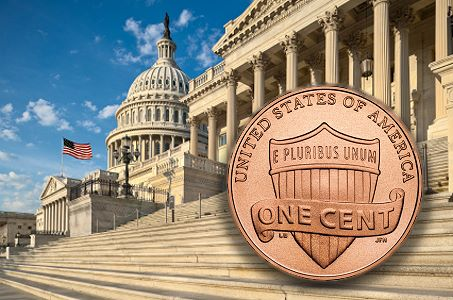 us capital Congressional Inaction, Not Inflation, Is to Blame for the Diminishing Role of U.S. Coinage
