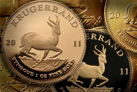 South African Reserve Bank Announces that Some 2011 Proof Gold Krugerrands Were Underweight