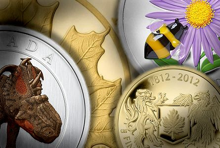 Tradition and Innovation Shine Though as Royal Canadian Mint Launches New Collector Coins