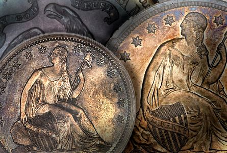 Coin Rarities & Related Topics: Pleasing Coins on Platinum Night