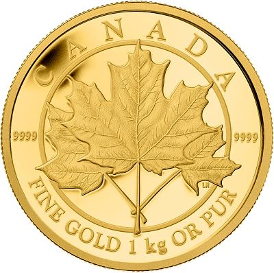 Kilo gold Tradition and Innovation Shine Though as Royal Canadian Mint Launches New Collector Coins