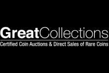 GreatCollections to auction rare $3 gold piece, graded by PCGS