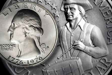 bicent 25c thumb On Collecting Bicentennial Quarters: Risks and Rewards