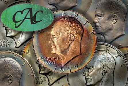 cac ike CAC to Accept Eisenhower Dollars