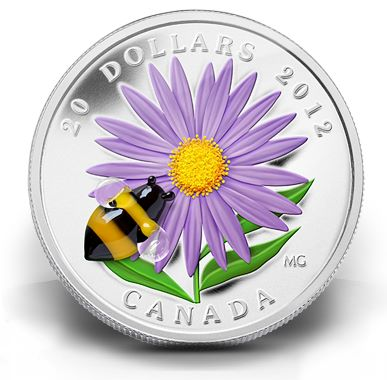 canadian bumble Bee Modern Coin News Round Up: Recent World Coin Releases