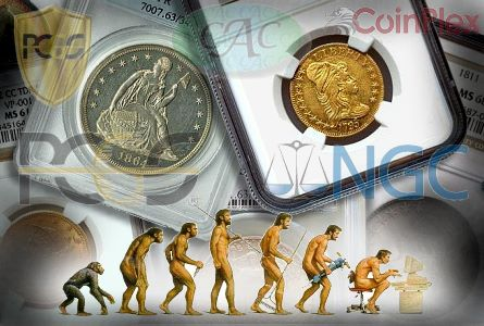 coin evolution The Coin Analyst: Collectors and the Market Need Better Resources on Coin Values and Mintages
