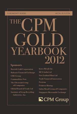 cpm yearbook CPM Group Releases its Gold Yearbook 2012