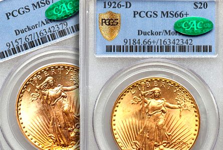 What Gold Coins Do CAC Stickers Add the Most Value to?