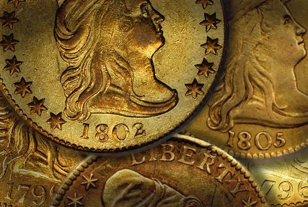 Coin Rarities & Related Topics: Early U.S. $2½ Gold Coins