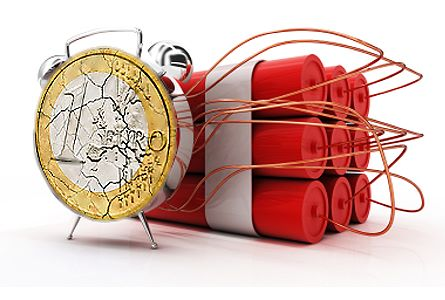 euro timebimb Huge New Financial Problems Across Europe