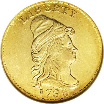 gr 250 1 Coin Rarities & Related Topics: Early U.S. $2½ Gold Coins
