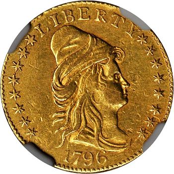gr 250 2 Coin Rarities & Related Topics: Early U.S. $2½ Gold Coins