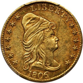 gr 250 5 Coin Rarities & Related Topics: Early U.S. $2½ Gold Coins