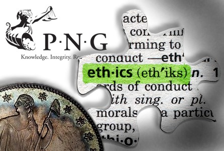 png ethics PNG Adopts Coin Doctoring Definition