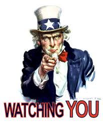 uncle sam watching End the Unilateral Trade Sanctions on Collectors