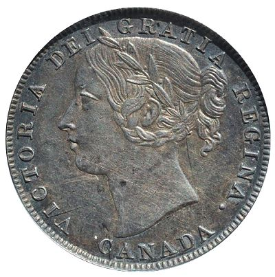 1858 20c canadian pattern Canadian Pattern 1858 Coin Expected To Sell For $15,000+