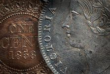 Canadian Pattern 1858 Coin Expected To Sell For $15,000+