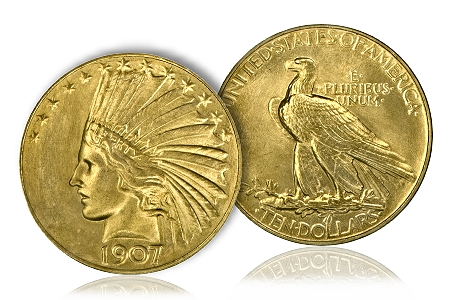 1907 RolledEdge IndianHead Historic $3 Million 1907 Proof Rolled Edge Eagle Headlines May June 2012 Long Beach Expo
