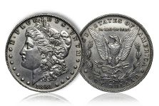 Counterfeit Protection: 1881-S Morgan Dollar