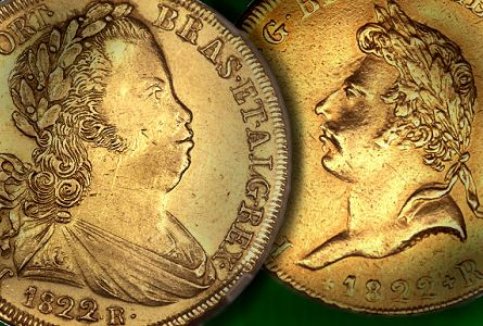 HA brazil Brazilian Rarities realize respective $138,000 prices to lead Heritage Auctions $8.8+ million World Coin event