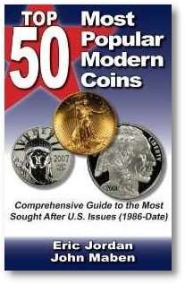 Most Popular Modern Coins Discover Top Modern Coins With New KP Book