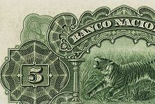 Portuguese India Banco Nacional Ultramarino Specimen Notes
