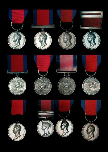 WaterlooMedals Morton & Eden to sell large collection of Waterloo Medals in single UK auction