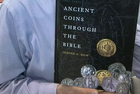 New Numismatic Book – Ancient Coins through the Bible