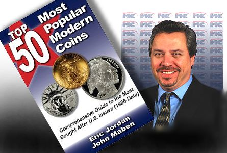 Top 50 Most Popular Modern Coins: A Conversation with John Maben