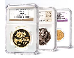 ngc slabs1 NGC Grades 25 Millionth Coin