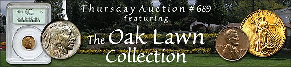 oaklawn The Oak Lawn Collection Auction at DLRC Today