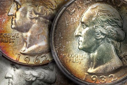 registry set quarters Defining Coin Doctoring and a busy Central States coin show