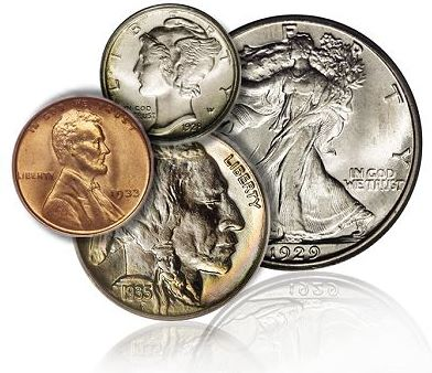 us coins silver What are the Ideal Coins To Put Into a US Type Set?