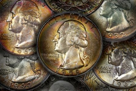 Coin Rarities & Related Topics: Condition Rarity, Silver Washington Quarters