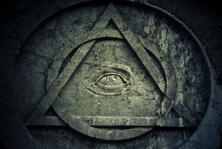 All seeing eye Gold: Foreign Central Banks Versus The US Government