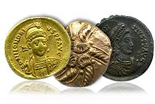 Ancient Coins Found by Metal Detectorists in Bedforshire Star in London Auction